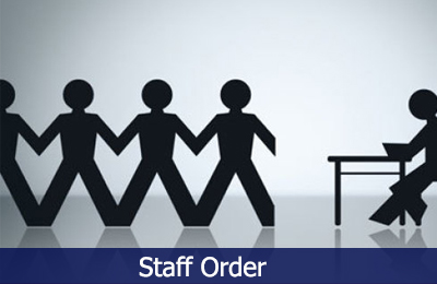 staff or